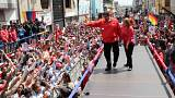 Elstartolt a venezuelai kampány