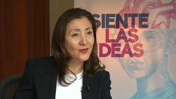 """Betancourt: """"Meg kell őrizni a békét"""""""