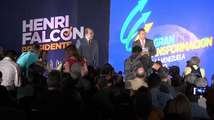Coup d'envoi de la présidentielle au Venezuela : les premiers grands meetings