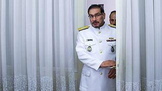 دبیر شورای عالی امنیت ملی ایران
