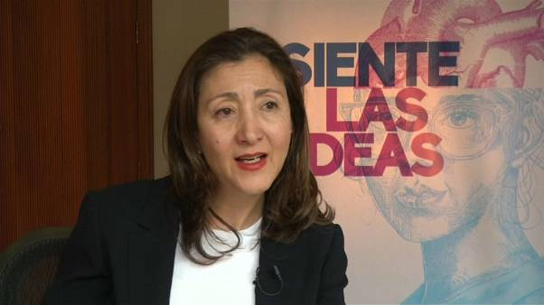 Ingrid Betancourt: 'no tenemos la paz ideal pero hay que protegerla'