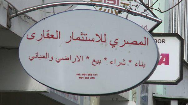 La influencia árabe se apodera de las calles bosnias