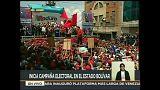 Arrancan los actos de campaña en Venezuela