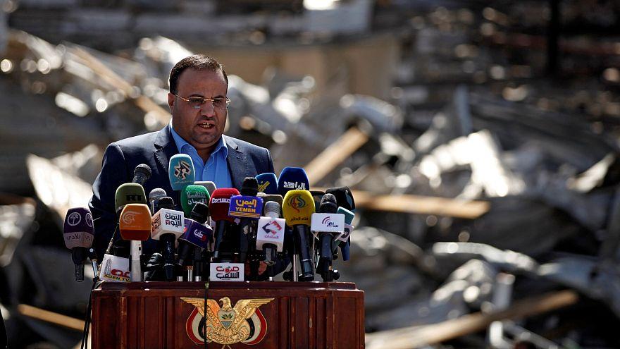 Yemen rebel leader killed in Saudi strike