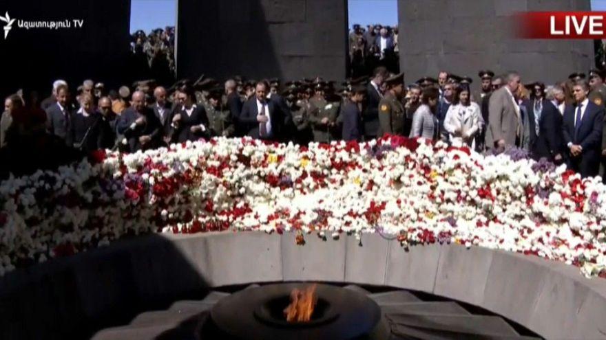 День памяти в постреволюционной обстановке