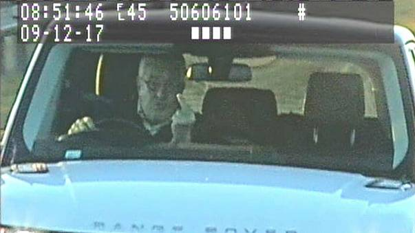 Finger burned: driver jailed after swearing at speed camera
