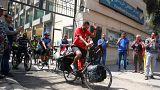 Le Caire-Moscou… À vélo!