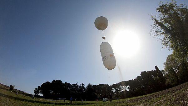 Новый воздушный шар