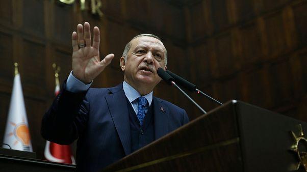 Ερντογάν: Θα υλοποιήσουμε πολιτικές κατάλληλες για τα συμφέροντά μας σε Κύπρο και Αιγαίο