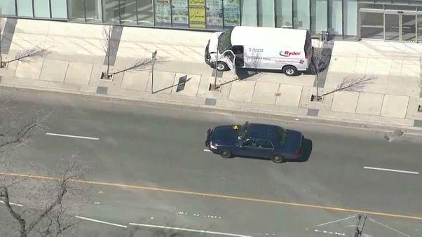 El sospechoso del atropello de Toronto, acusado formalmente
