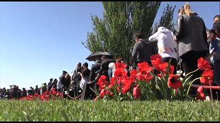 Armenia: marcia per commemorare massacro nella Grande Guerra