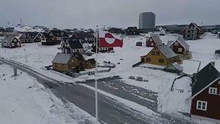 Választás Grönlandon