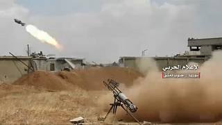 Syria conflict: 'EU is not a military player'