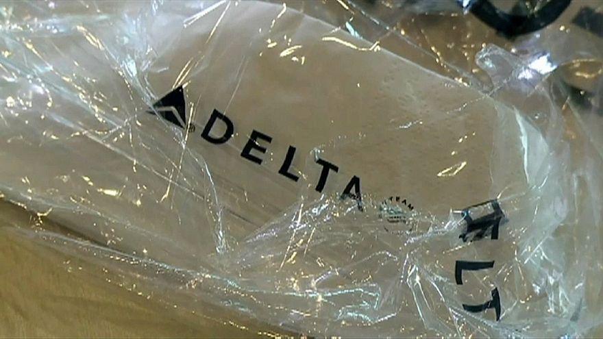 Passageira da Delta Airlines multada em 500 dólares por guardar maçã