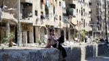 Paz y ayuda para Siria