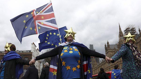 Brexit : l'avenir des citoyens de l'UE au Royaume-Uni
