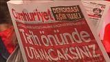 Τουρκία: Στο εδώλιο στελέχη της Cumhuriyet