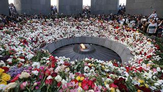 Il y a cent ans, le génocide arménien