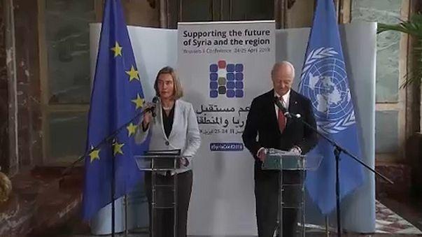 Siria: L'Ue chiede più solidarietà ai donatori internazionali