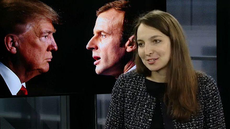 "Macron da Trump fa ""public relations"" per l'Ue"