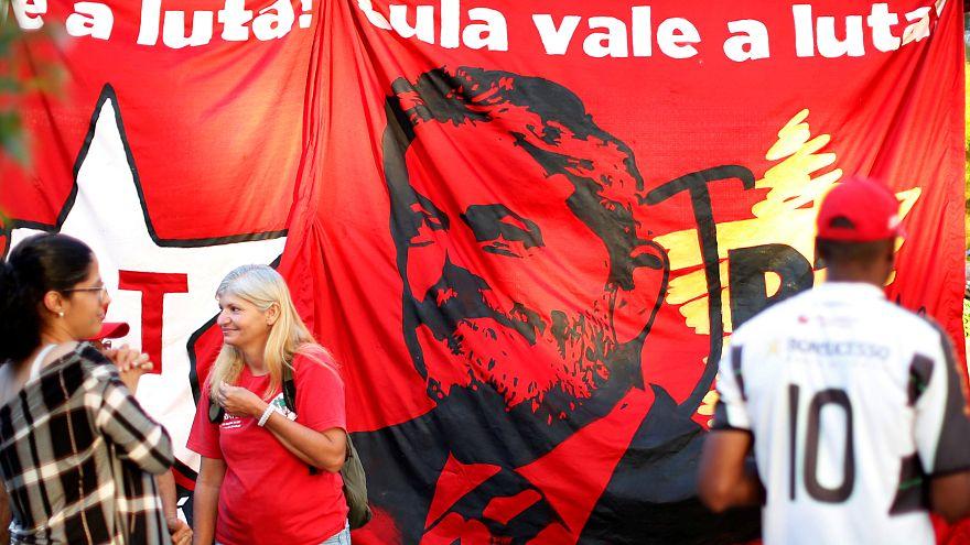 Lula pede ao PT que encontre outro candidato