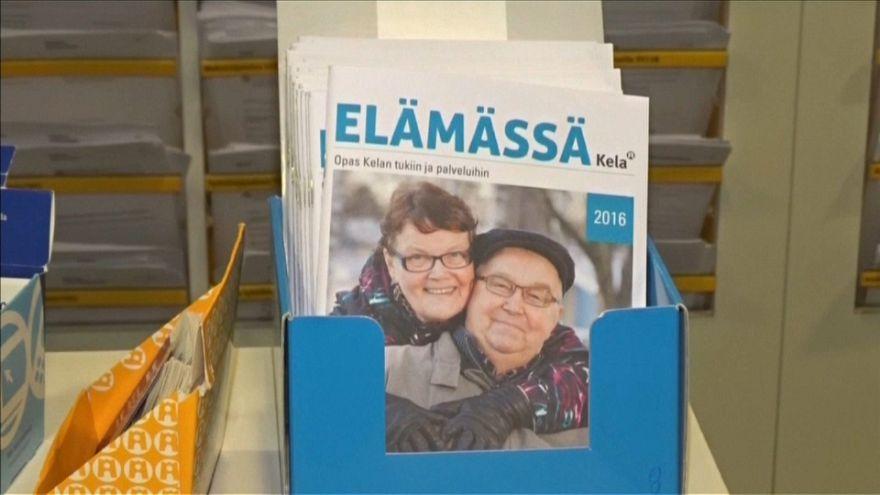 Finlândia acaba com a experiência do rendimento básico universal
