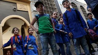 Τα παιδιά της Συρίας διεκδικούν ένα μέλλον