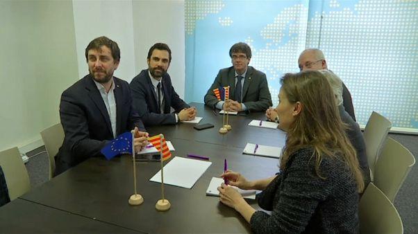 """El """"disputado"""" voto delegado de Toni Comín"""