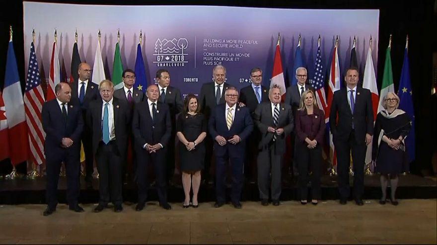 G7 ve Rusya arasındaki kriz büyüyor