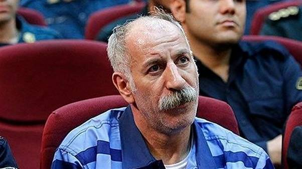 محمدرضا ثالث، متهم به قتل سه مامور نیروی انتظامی