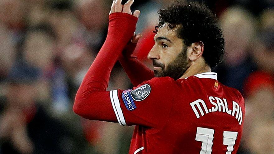 Ligue des champions : Salah écoeure la Roma