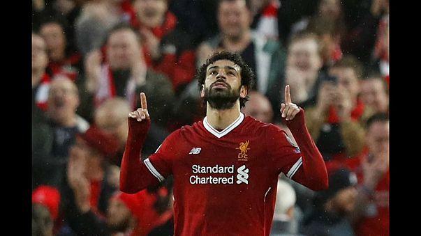 Şampiyonlar Ligi'nde Liverpool'un gecesi
