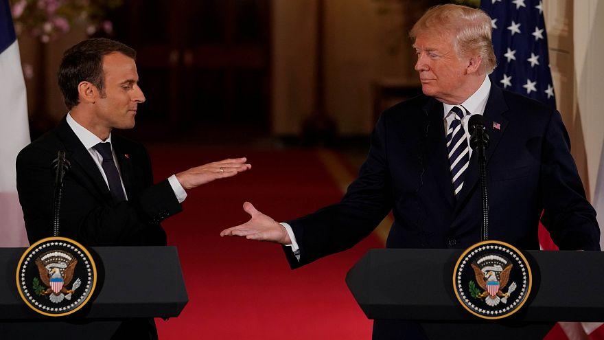 Без урегулирования в Сирии сделки с Ираном не будет - Трамп
