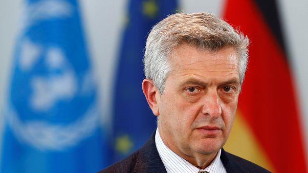 فيليبو جراندي المفوض السامي للأمم المتحدة لشؤون اللاجئين