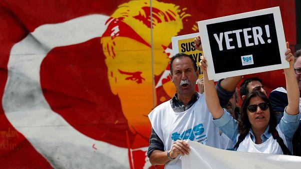 Türkiye, Dünya Basın Özgürlüğü Endeksi'nde iki basamak geriledi