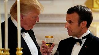 Új iráni atomalkut javasol Macron