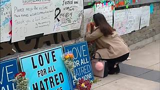 Toronto recorda as vítimas