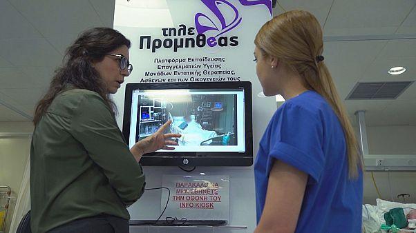 """Система """"Телепрометей"""" ускоряет лечение в больницах Кипра и Грециии"""