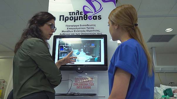 Teleprometheus: medical information at your fingertips