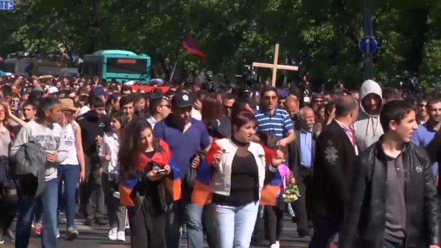 Se anula la reunión entre el Partido Republicano y la oposición de Armenia