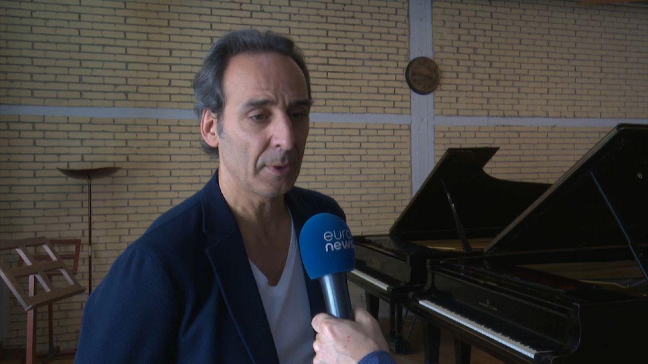Alexandre Desplat : le cinéma en musique