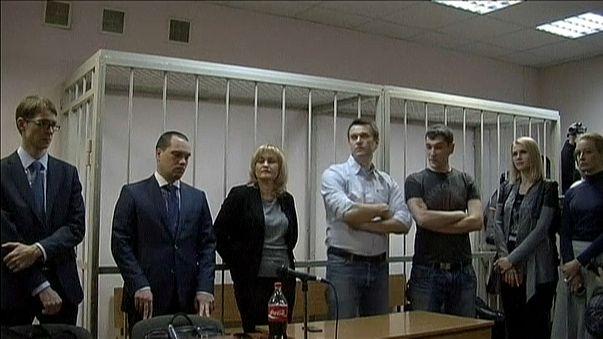 """Верховный суд оставил в силе приговор по делу """"Ив Роше"""" в отношении Навальных"""