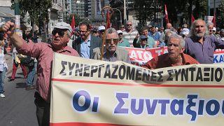 Συγκεντρώσεις ΓΕΝΟΠ/ΔΕΗ, Συνταξιούχων, ΠΟΕΔΗΝ στην Αθήνα