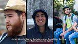 Primeros detenidos por el asesinato de tres estudiantes en México