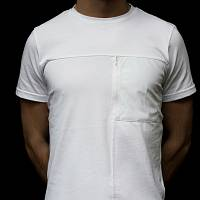 Rep-Air, the t-shirt that absorbs unpleasant and harmful toxins in the air