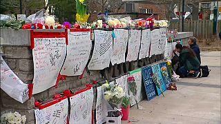 Strage di Toronto: l'omaggio delle vittime