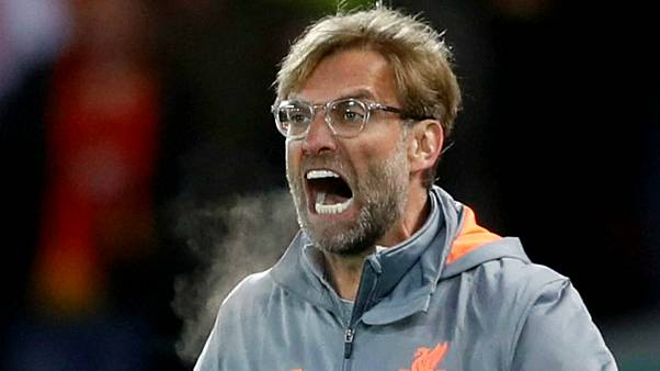 Klopp satisfied with Liverpool first leg win