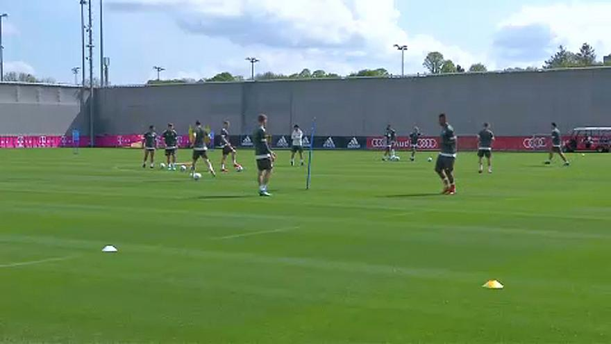 BL: Megint egy Bayern - Real