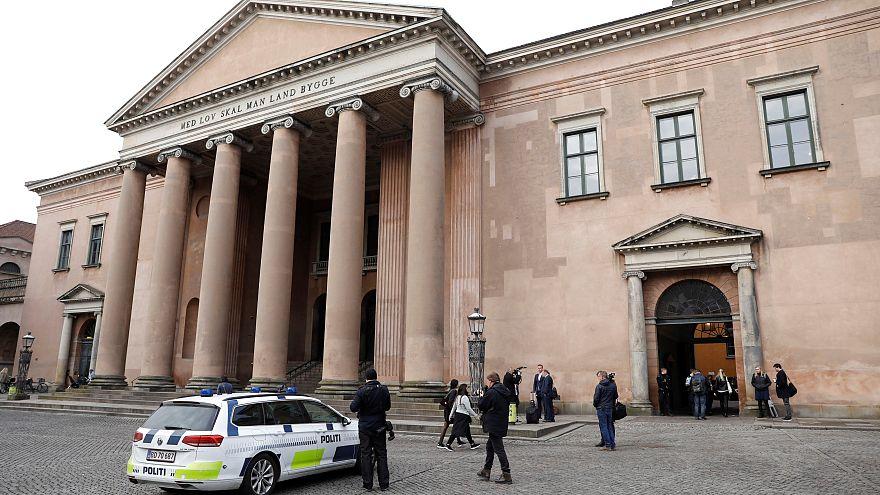 المؤبّد لصاحب غواصة دانماركية قتل صحفية سويدية وقطع جثتها إلى أشلاء