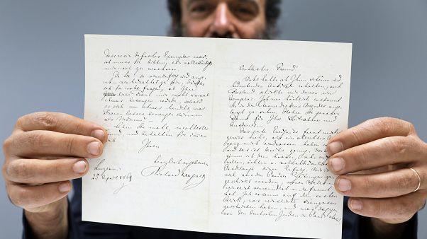 بيع خطاب يكشف عن معاداة الموسيقار الألماني فاغنر لليهود